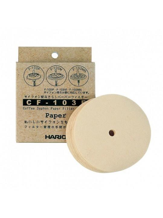 Hario Syphon paper filters 100 pcs.