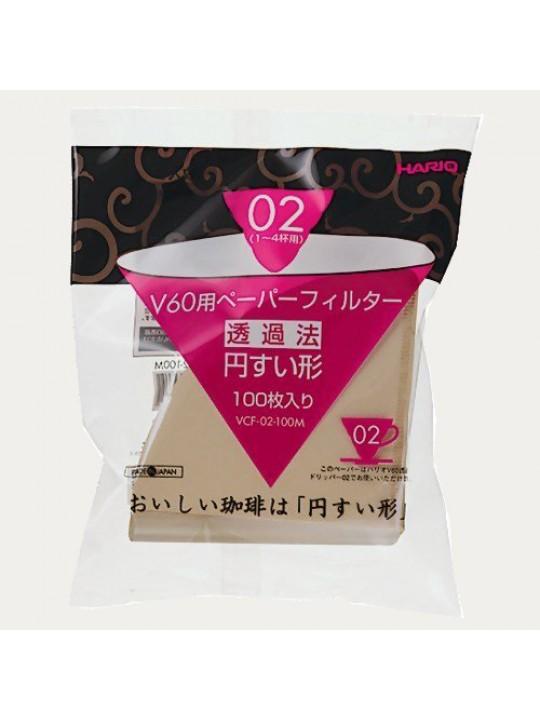 Hario Misarashi dripper filter  V60-02