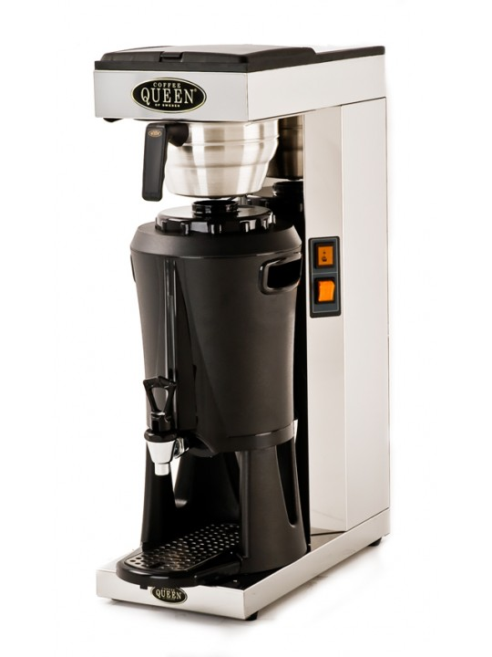 Professional machine for filter coffee - Coffee Queen Mega Gold M